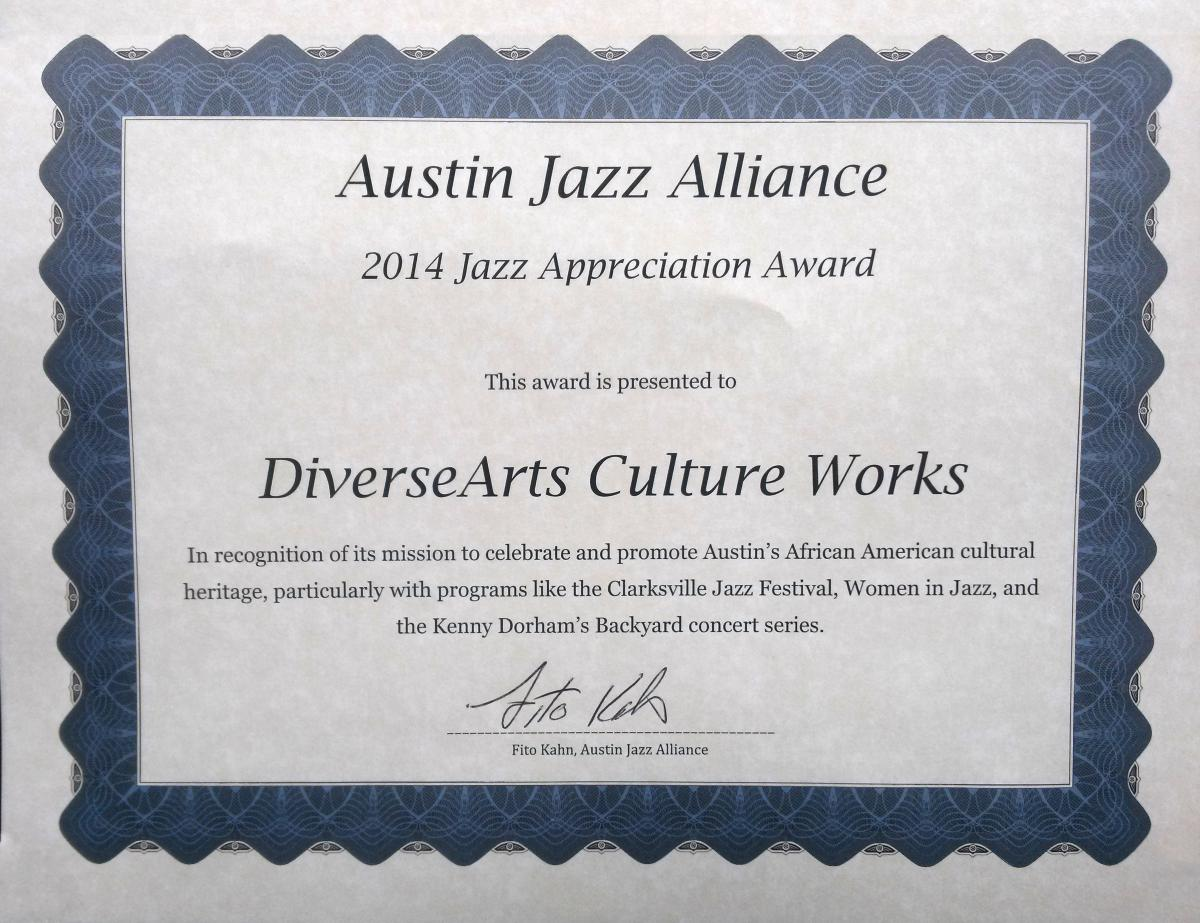 Jazz Alliance 2014