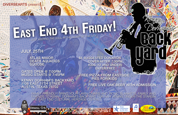 East End Fourth Friday!