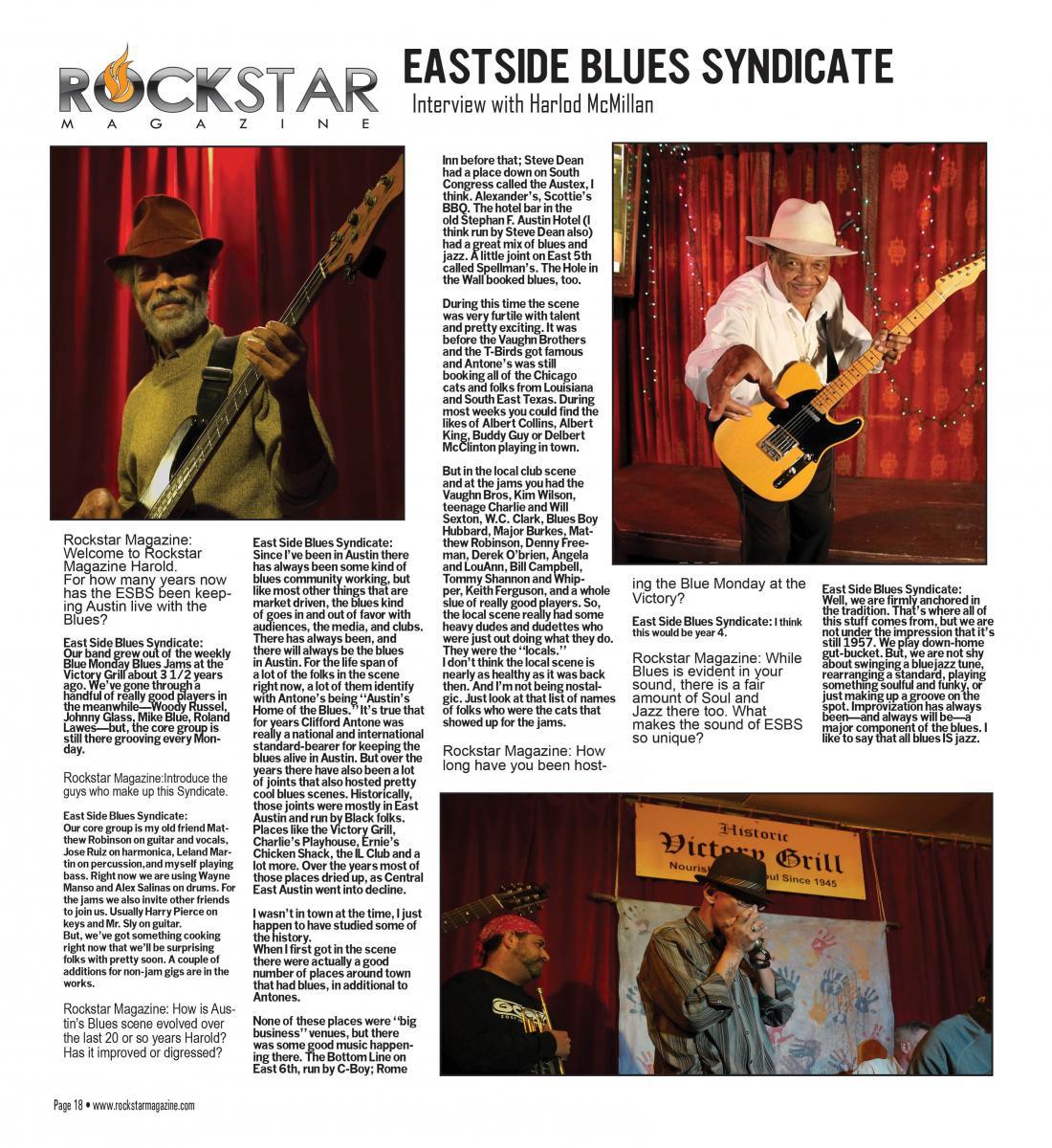 RockStar Magazine Feb. 2014