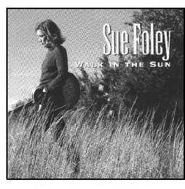 Cover of Sue Foley album