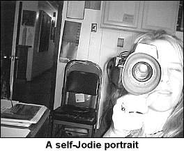 a self-Jodie portrait