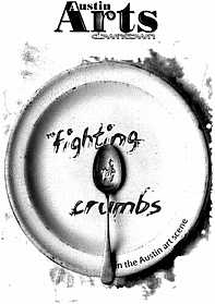 cover: fighting for crumbs